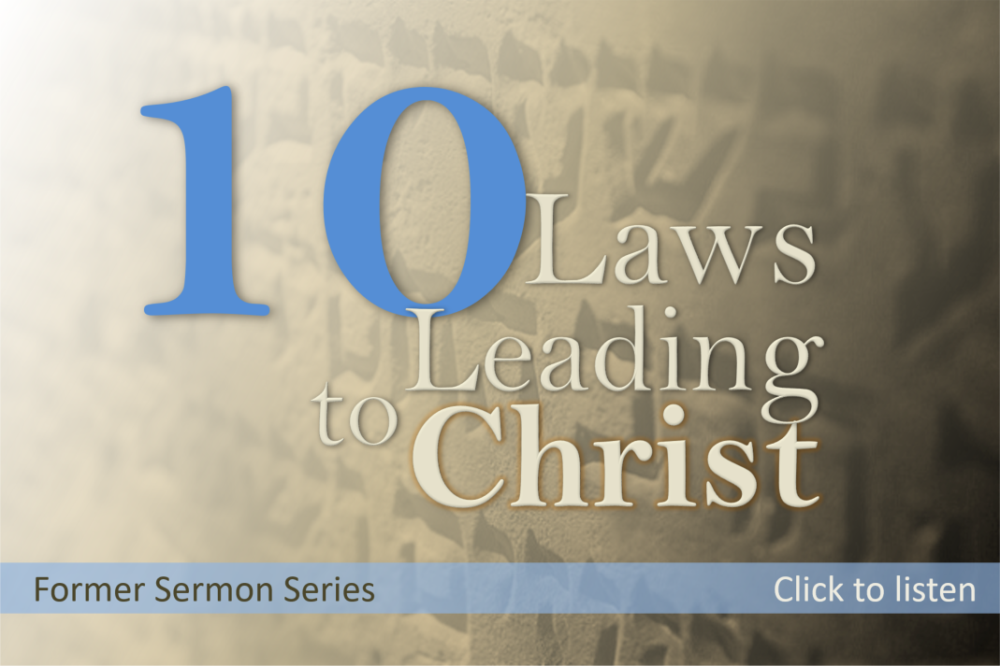 10 Laws Leading to Christ