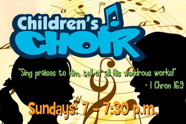 Children's Choir graphic